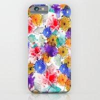 Printed Silk Exotic Gard… iPhone 6 Slim Case