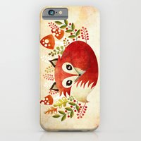 Lazy Foxy iPhone 6 Slim Case
