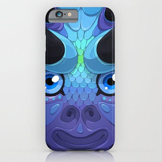 Lady Grey iPhone & iPod Case