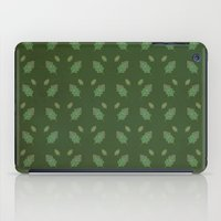 Leaf Pattern iPad Case