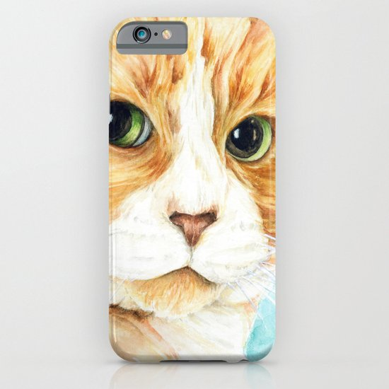 Stan the grumpy cat iPhone & iPod Case