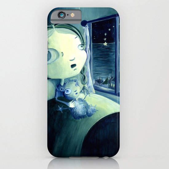 Shooting star iPhone & iPod Case