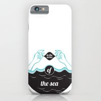 In The Arms Of The Sea iPhone 6 Slim Case