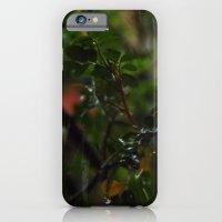 Rain // Leaves iPhone 6 Slim Case