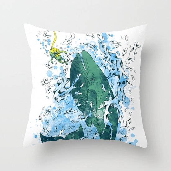 shall we dance? Throw Pillow