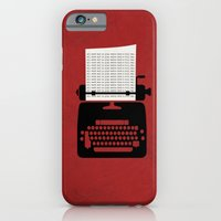 All Work No Play 01 iPhone 6 Slim Case
