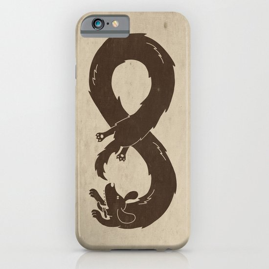 The Infinite Chase iPhone & iPod Case