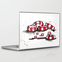 candy Laptop & iPad Skins featuring Candy!! by Rashmi Dagwar