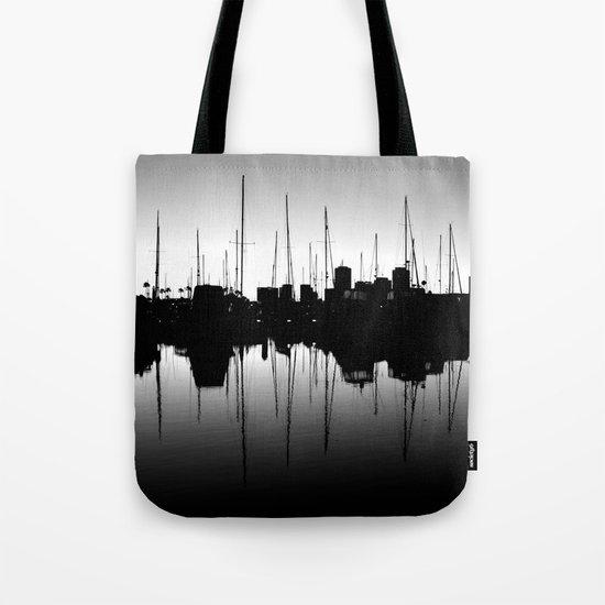 Marina Pulse Tote Bag