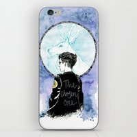 Auror Harry iPhone & iPod Skin
