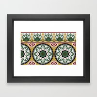 Tiles.02 Framed Art Print