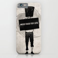 Need Food For Life Slim Case iPhone 6s