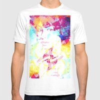 Ode To Corrine 2  Mens Fitted Tee White SMALL