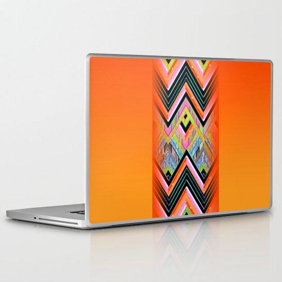 Infatuation Chevron Laptop & iPad Skin