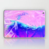 Aurora 3 - Ultraviolet Laptop & iPad Skin