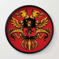Crest de Chocobo Wall Clock