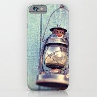 Blue Lantern  iPhone 6 Slim Case