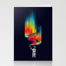 Space Vandal Stationery Cards
