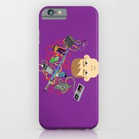 iPhone & iPod Case featuring Nerd by Mouki K. Butt