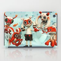 Walter's Imaginarium iPad Case