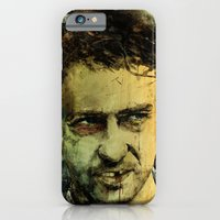 monster iPhone & iPod Cases featuring Schizo - Edward Norton by Fresh Doodle - JP Valderrama