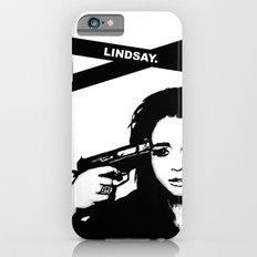 Lindsay Lohan. Slim Case iPhone 6s
