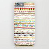 Pattern No.2 iPhone 6 Slim Case