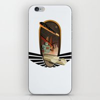 Welcome in 2012 iPhone & iPod Skin