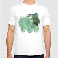 Bulba-saur Mens Fitted Tee White SMALL