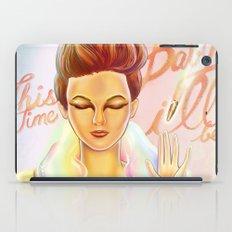 La Roux iPad Case