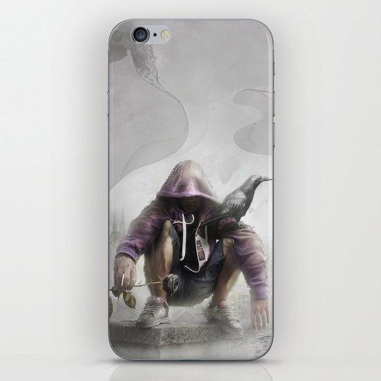 The Crow of Zagreb iPhone & iPod Skin