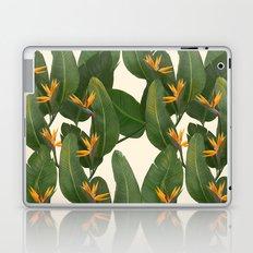tropical floral Laptop & iPad Skin