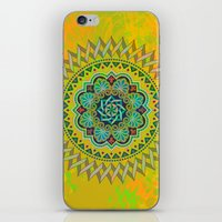 Mandala One iPhone & iPod Skin