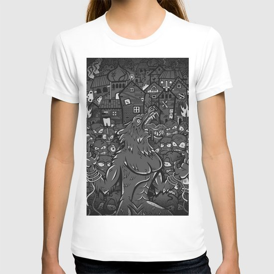 WOLVES OF PERIGORD T-shirt