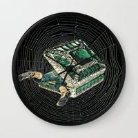 Webcore Wall Clock