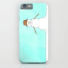 Snowman iPhone 6 Slim Case