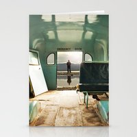 Emergency Door Stationery Cards