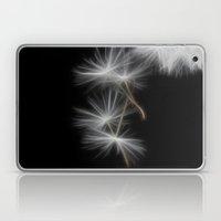 Dandelion Glow Laptop & iPad Skin