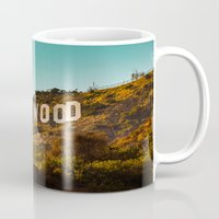 Hollywood Sign Mug