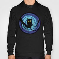 time for child stories: the EVIL OWL Hoody