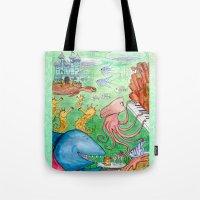 Fish Heaven Tote Bag