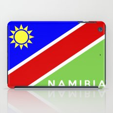 flag of Namibia iPad Case