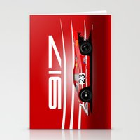Porsche 917-023 Stationery Cards