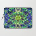 Tribal green Laptop Sleeve