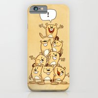 iPhone & iPod Case featuring Shout It Out! by The Drawbridge