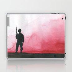 Lone Soldier Laptop & iPad Skin