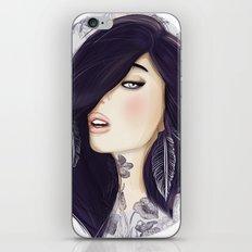 Dark iPhone & iPod Skin