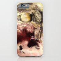 Gece Sesizliği iPhone 6 Slim Case