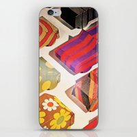 Vintage cars iPhone & iPod Skin
