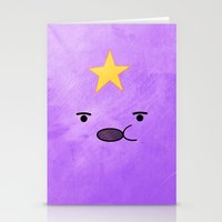 Adventure Time - Lumpy Space Princess Stationery Cards